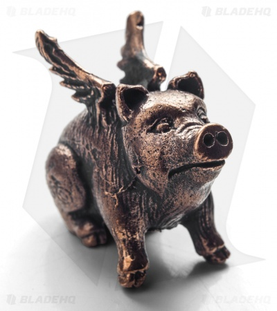 Lion ARMory When Pigs Fly Bead Copper
