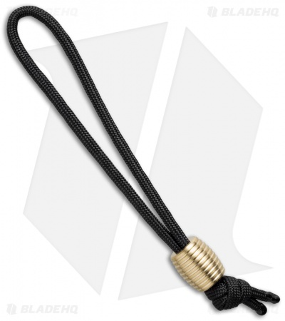 Maverick Workshop Bee Hive Bead Lanyard (Brass)