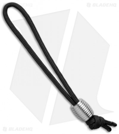 Maverick Workshop Bee Hive Bead Lanyard (Titanium)