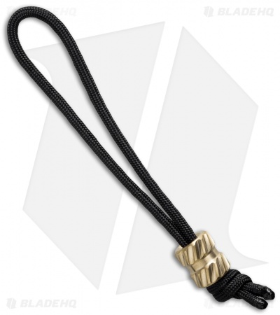 Maverick Workshop Traction Bead Lanyard (Brass)