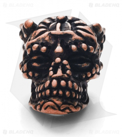 Schmuckatelli Aquilo Sugar Skull (Roman Copper)