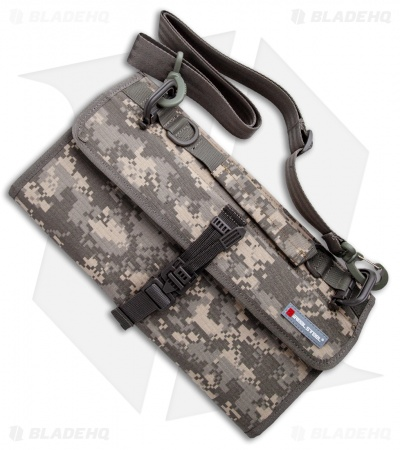 Real Steel Pilgrim 22 Knife Bag Digital Camo 1050D Nylon RS043
