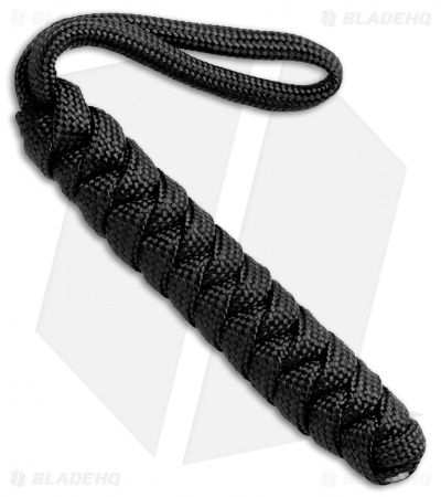Dango 550 Paracord Lanyard - Black