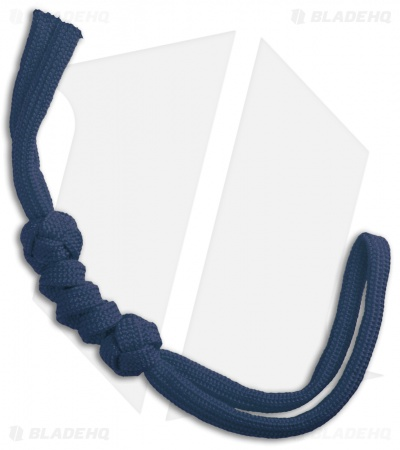Grindworx Knotted Paracord Lanyard - Blue