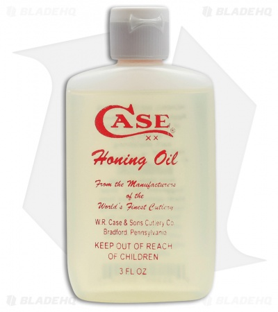 Case Cutlery Honing Oil for Sharpening Stone (3 oz.)