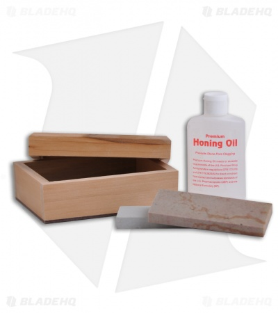 Deluxe Knife Sharpening Honing Kit