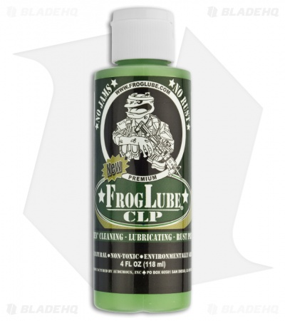 FrogLube CLP 4 oz. Liquid Bottle