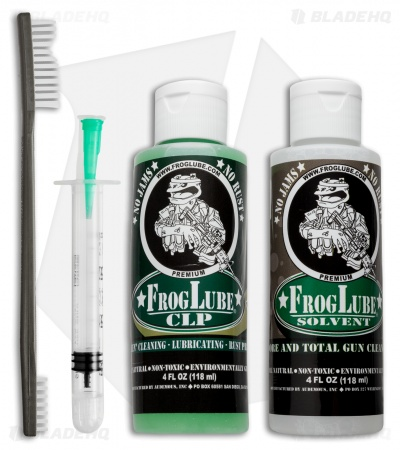 FrogLube CLP 4 oz. System Precision Cleaner Kit