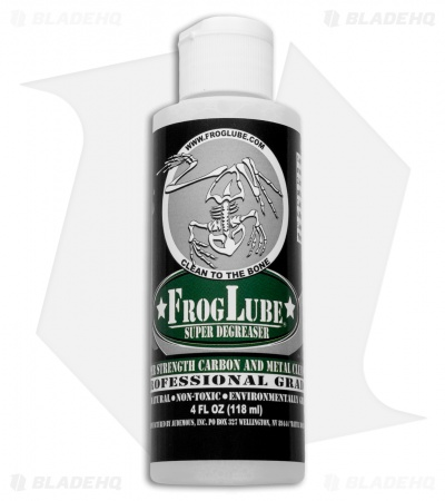 FrogLube 4 oz. Super Degreaser Liquid Bottle