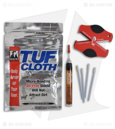 Sentry Solutions Gear Care Kit - Field Grade w/ Nylon Pouch 91201