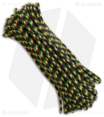 Galaxy 550 Paracord Nylon Braided 7-Strand Core (100') USA