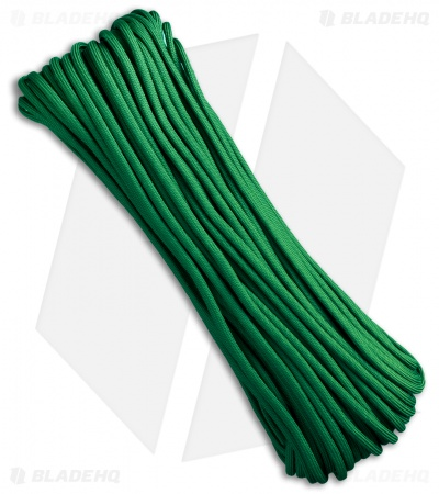 Atwood Rope Mfg. 550 Lb. Paracord 100 Ft. 7 Strand Core (Green) RG016H