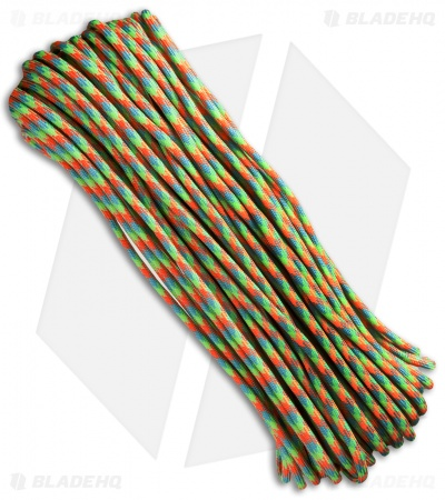 Dragonfly 550 Paracord Nylon Braided 7-Strand Core (100') USA
