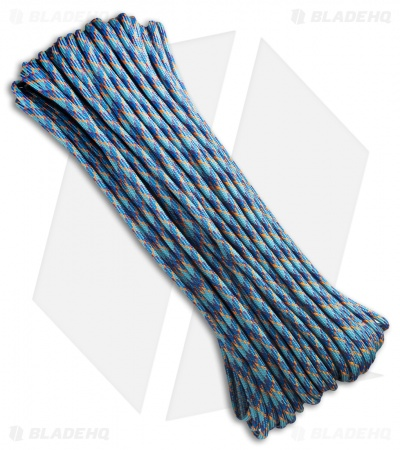 Nebula 550 Paracord Nylon Braided 7-Strand Core (100') USA