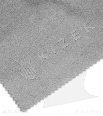 "Kizer Cutlery Premium 12"" x 12"" Polishing Cloth"