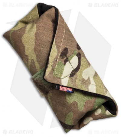 "The Original Knife Burrito 9.75"" x 9.75"" (Multicam)"