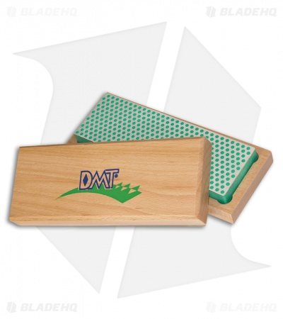 "DMT 6"" Diamond Whetstone Sharpener w/ Hardwood Box Extra-Fine W6E"