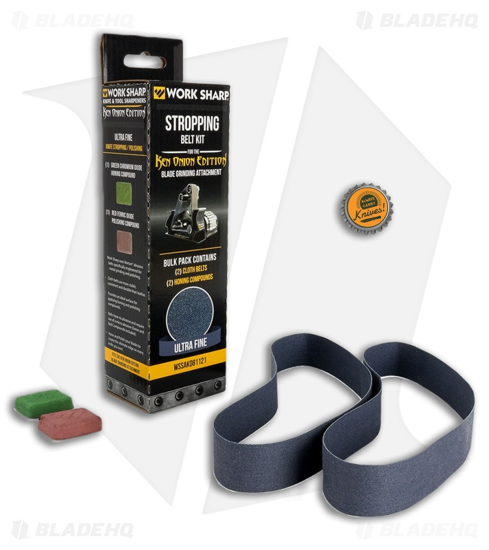Work Sharp Blade Grinding Attachment Kit Nastri Ricambio