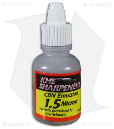KME Sharpeners 1.5 Micron CBN Emulsion (13,000 Grit)
