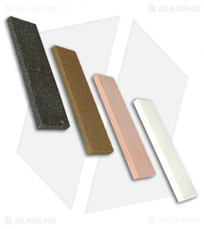 KME Sharpeners Arkansas Sharpening Stone 4-Pack KF-414