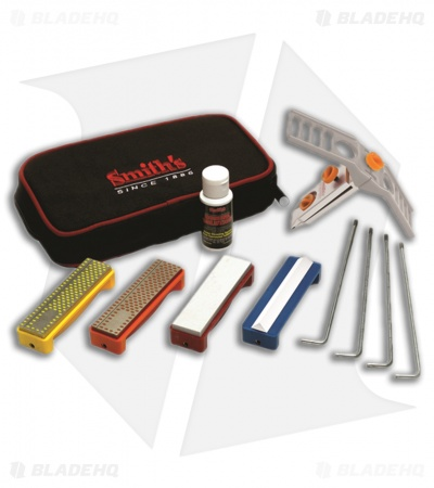 Smith's Diamond/Arkansas Precision Sharpening Kit 50591