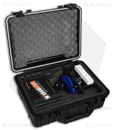 Wicked Edge Generation 3 Pro Knife Sharpening Kit w/ Hardcase WE300