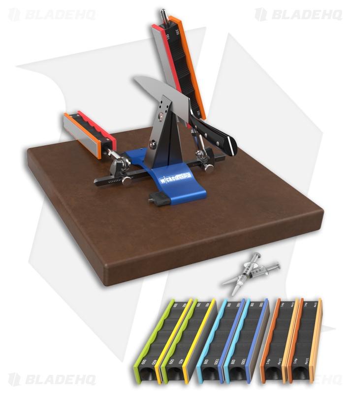 Wicked Edge Pro-Pack 1 Precision Sharpener Knife Sharpening Kit