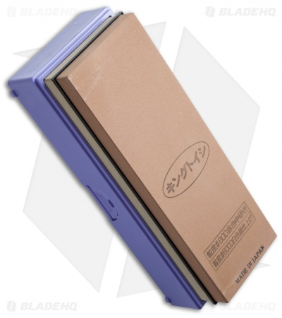 King Combo Sharpening Stone (800/6000 Grit) BO01938