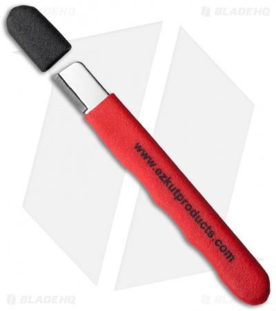 EZ KUT Sharpening Tool Flat Carbide Sharpener - Blade HQ