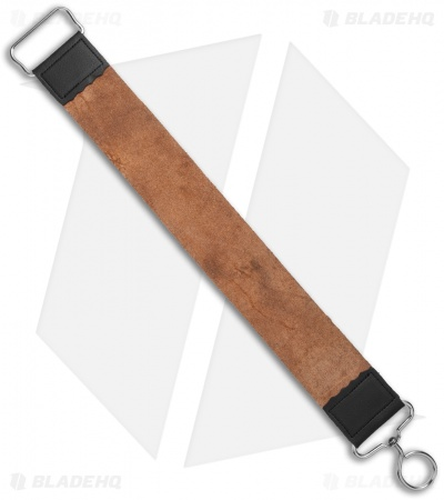 "Garos Goods Leather Barber Strop (19"")"