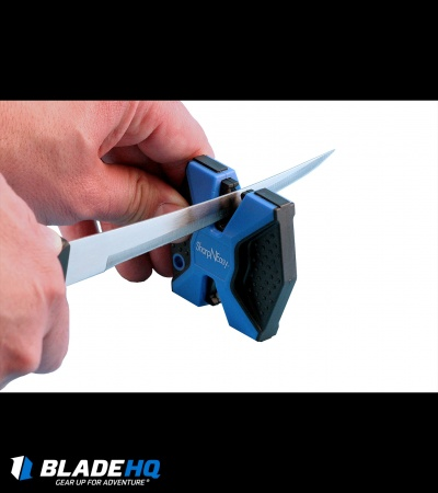 SharpNEasy 2 Step Knife Sharpener (Coarse & Fine) 41307