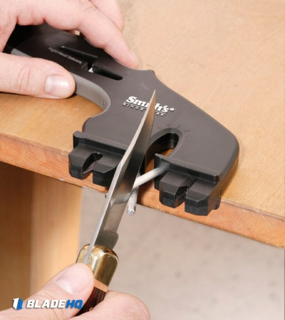 Smith's 4-in-1 Knife and Scissors Sharpener CSCS