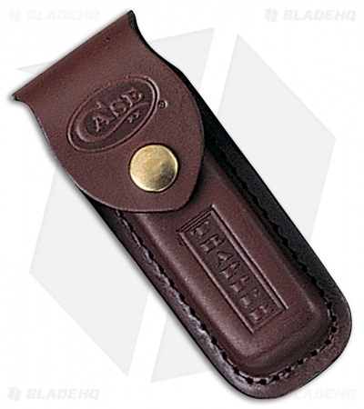 Case Trapper Leather Belt Sheath 980