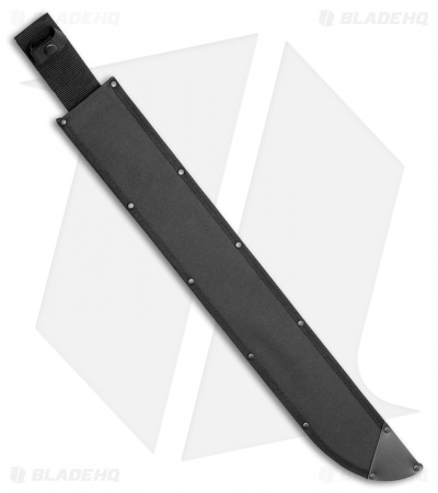 "Cold Steel 24"" Latin Machete Nylon Sheath (Black) SC97AM24"