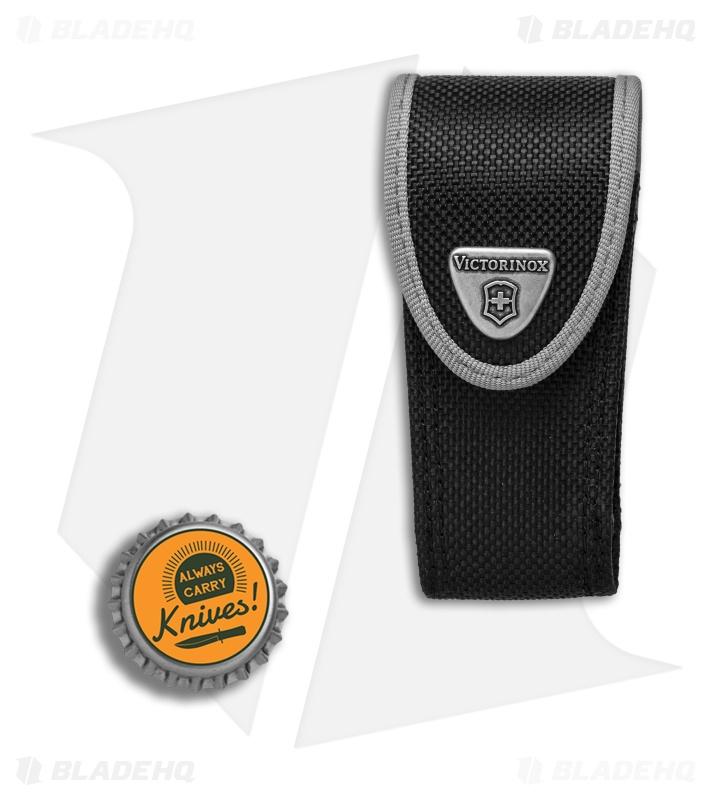 Victorinox 3 75 Quot Black Nylon Pocket Knife Sheath W Velcro
