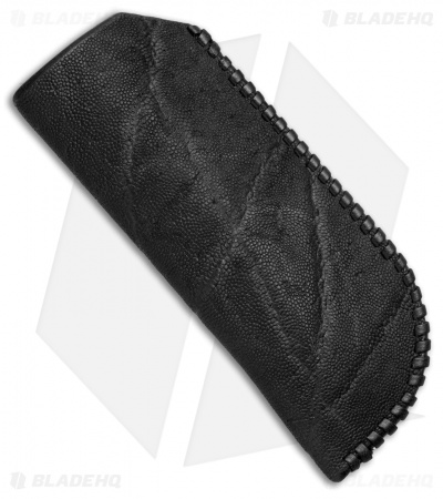 "Bad Love Leather 5.75"" Small Sheath - Black Shark"