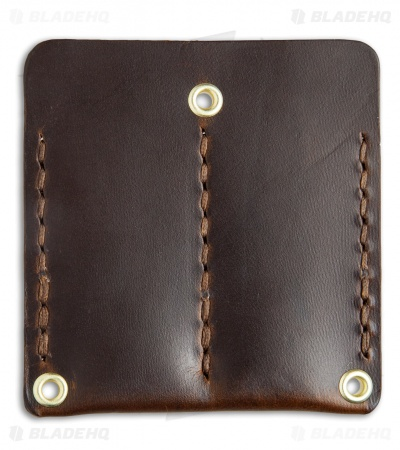 Scout Leather Co. Pocket Protector Brown CXL Leather
