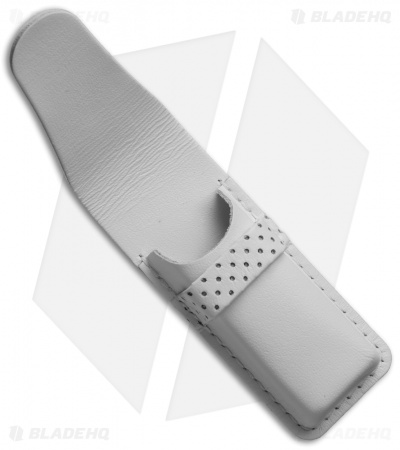 Victorinox Swiss Army Tomo Leather Pouch (White)