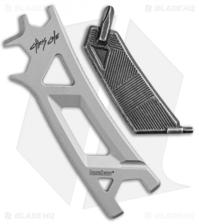 Kershaw Kickflip Stainless Steel Skateboard Tool (5-in-1) SK8TOOL