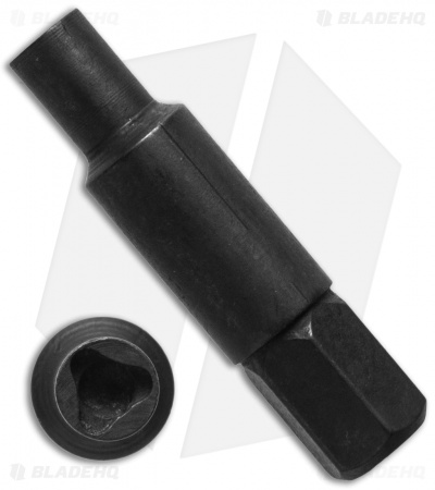 "Large Tri-Angle Socket 1/4"" Drive Bit for Microtech (0.150"")"