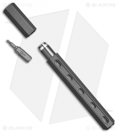 Mininch Imperial Edition 16 Bit Tool Pen (Gunmetal Gray)