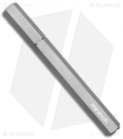 Mininch Imperial Edition 16 Bit Tool Pen (Snow Silver)
