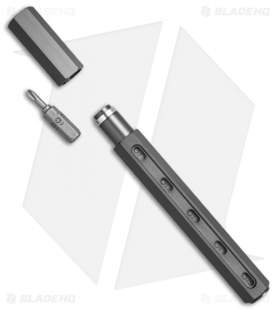 Mininch Metric Edition 16 Bit Tool Pen (Gunmetal Gray)