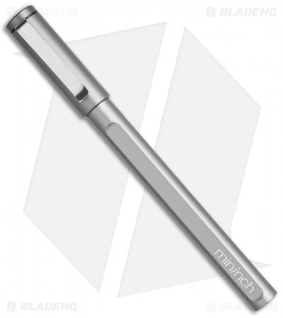 Mininch Alpus Edition 22 Bit Tool Pen Mini (Silver)