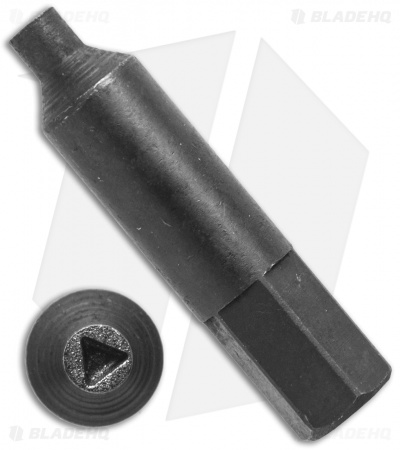 "Extra Small Tri-Angle Socket 1/4"" Drive Bit for Microtech (0.070"")"