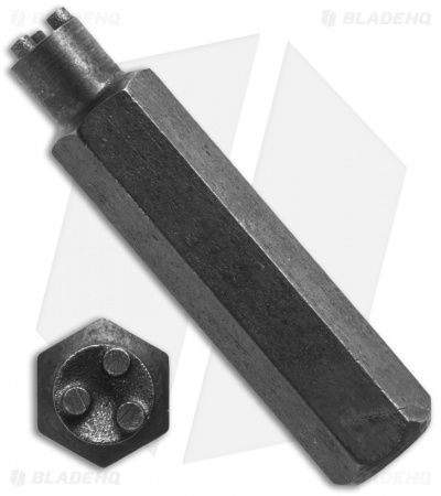 Microtech Extra-Large Domed Tri-Wing Wrench Tool Bit