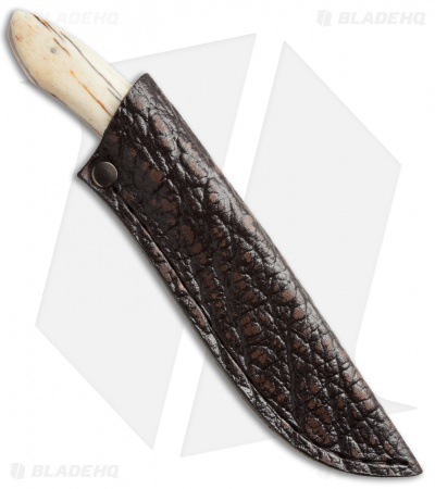 "Arno Bernard Knives Scavenger 35th Anniversary Knife Giraffe Bone (3"" Satin)"