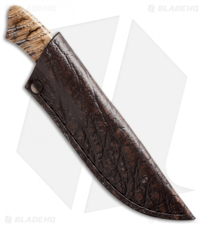 "Arno Bernard Knives Wolverine Fixed Blade Knife Mammoth Molar (3.125"" Satin)"