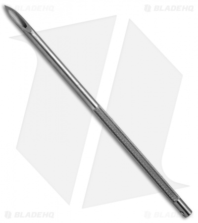 "Crawford Custom 9"" Stainless Steel Survival Straw (Satin)"