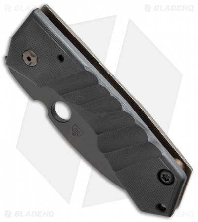 "Crusader Forge Custom VIS Metro Tactical Frame Lock Knife (3.6"" SOCOM)"